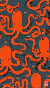 octopus motif